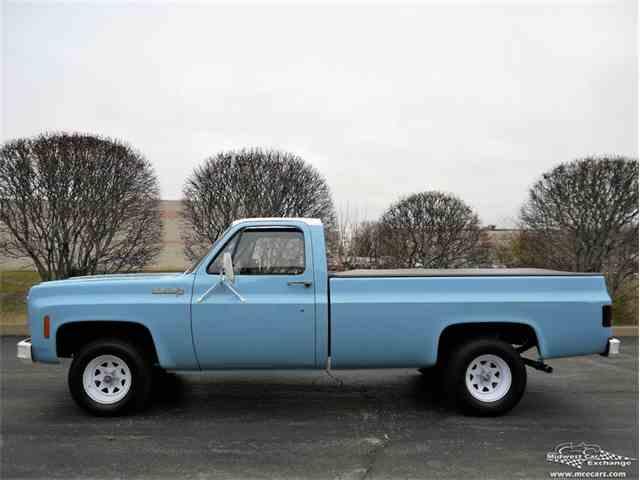 1973 Chevrolet C/K 10 | 977317