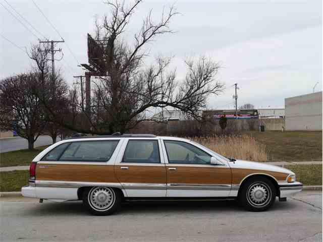 1996 Buick Roadmaster Limited Estate Wagon | 977330