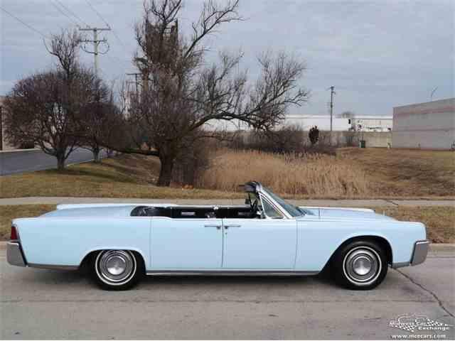 1964 Lincoln Continental | 977339