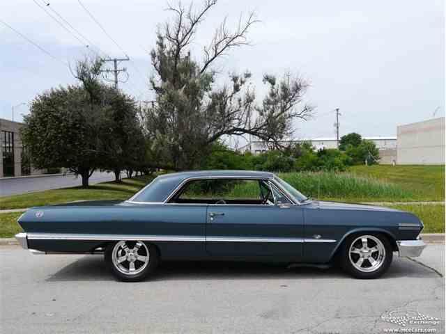 1963 Chevrolet Impala SS | 977340
