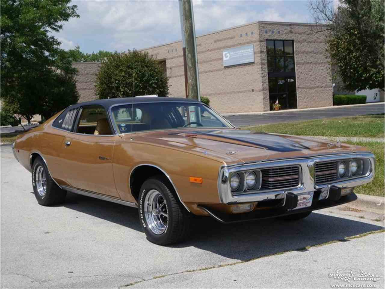 1973 dodge charger for sale cc 977344. Black Bedroom Furniture Sets. Home Design Ideas