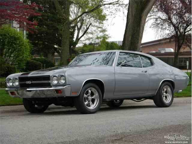 1970 Chevrolet Chevelle | 977346