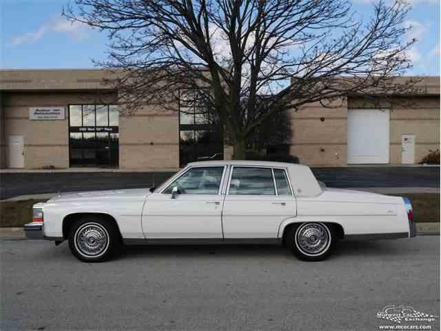 1988 Cadillac Brougham | 977349