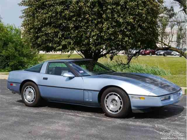 1984 Chevrolet Corvette | 977352