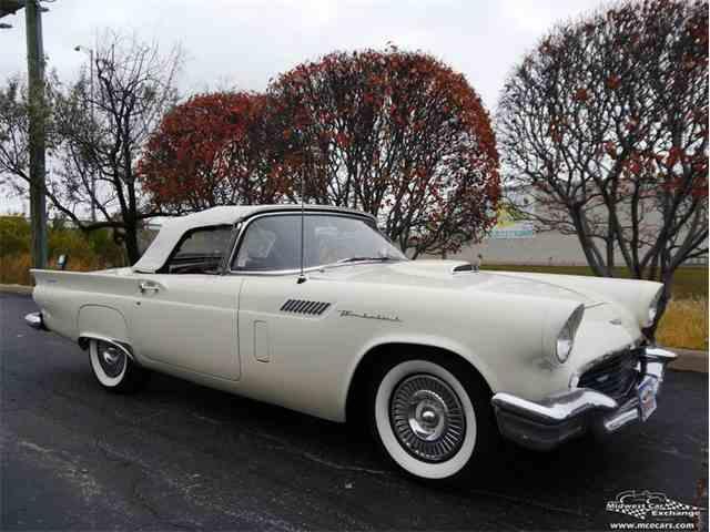 1957 Ford Thunderbird | 977353
