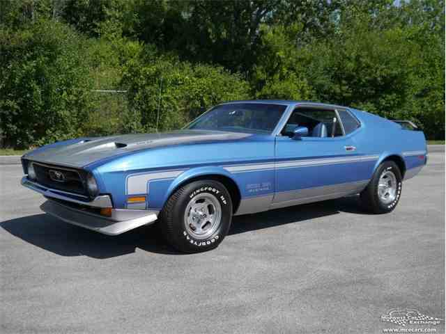 1973 Ford Mustang for Sale on ClassicCarscom  71 Available