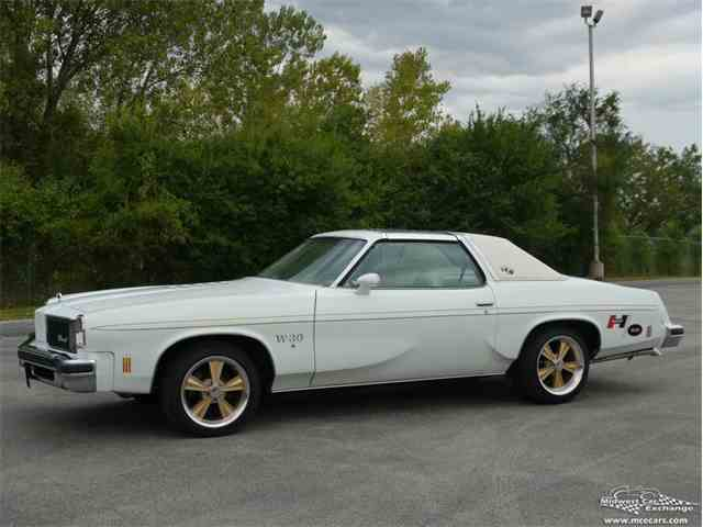 1975 Oldsmobile Cutlass Supreme Hurst W-25 | 977359
