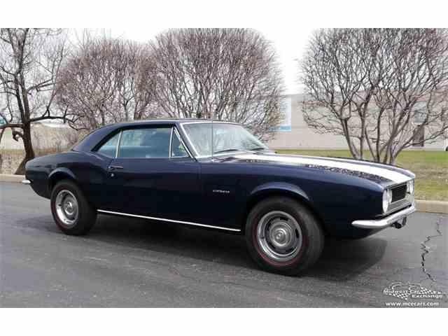 1967 Chevrolet Camaro Z28 | 977360