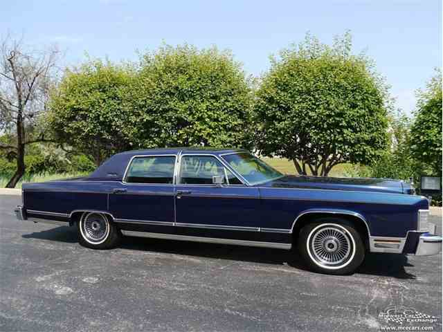 1979 Lincoln Continental Collectors Series | 977367