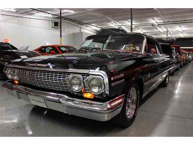 1963 Chevrolet Impala SS | 970737