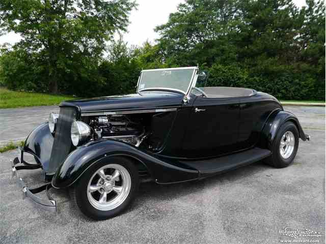 1934 Ford Roadster | 977372