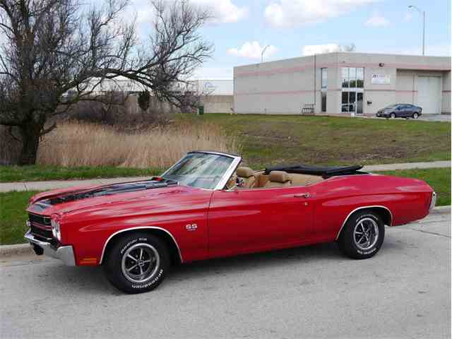 1970 Chevrolet Chevelle SS Convertible | 977378