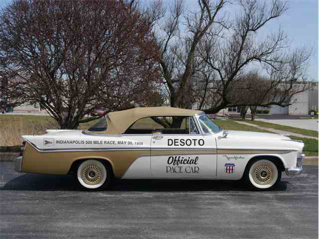 1956 DeSoto Fireflite Convertible Pace Car 'Pacesetter' | 977380