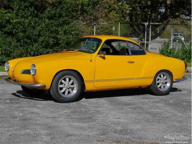 Picture of '70 Karmann Ghia - KY5P