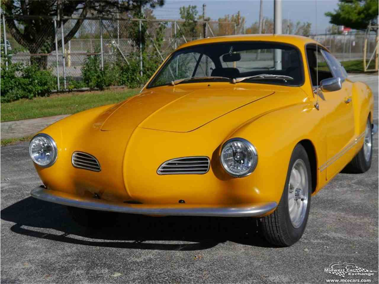 1970 Volkswagen Karmann Ghia For Sale Classiccars Com
