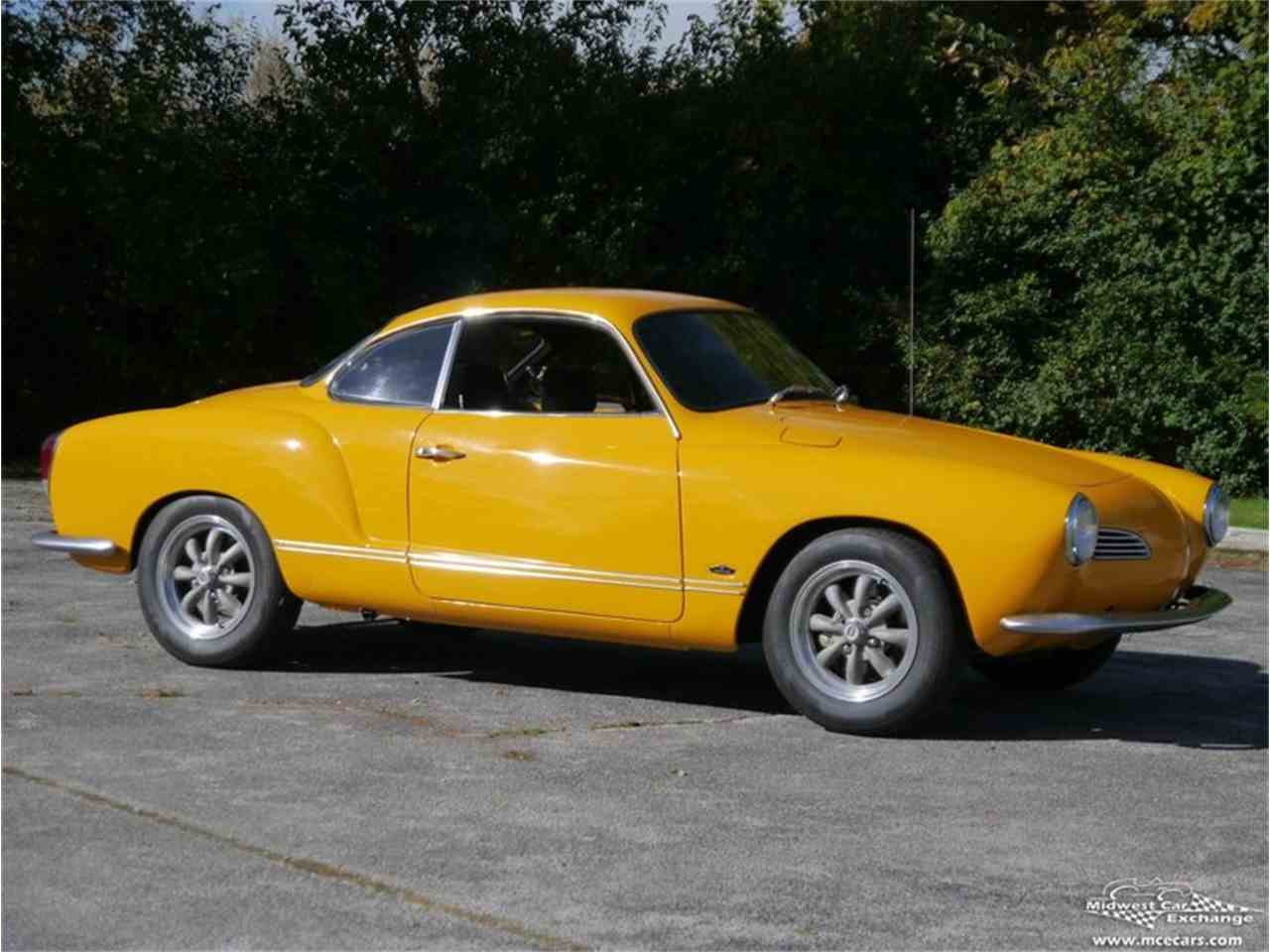 1970 Volkswagen Karmann Ghia For Sale Classiccars Com