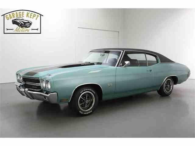 1970 Chevrolet Chevelle | 977393