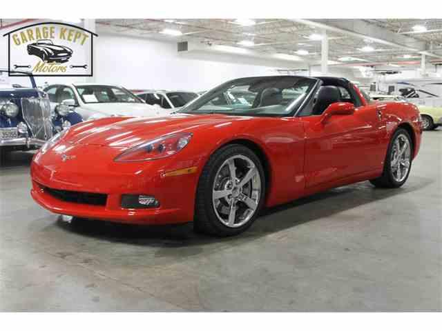 2008 Chevrolet Corvette | 977396