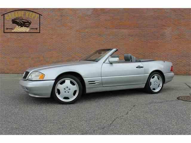 1998 Mercedes-Benz SL-Class | 977397