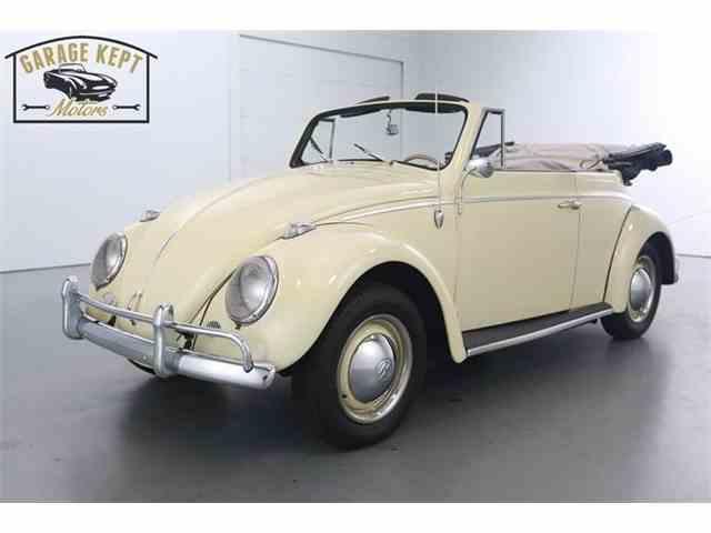 1964 Volkswagen Beetle | 977398