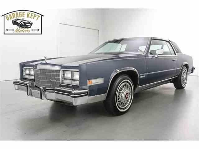 1983 Cadillac Eldorado   977403