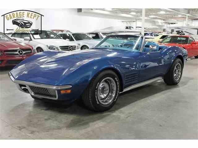 1970 Chevrolet Corvette | 977422