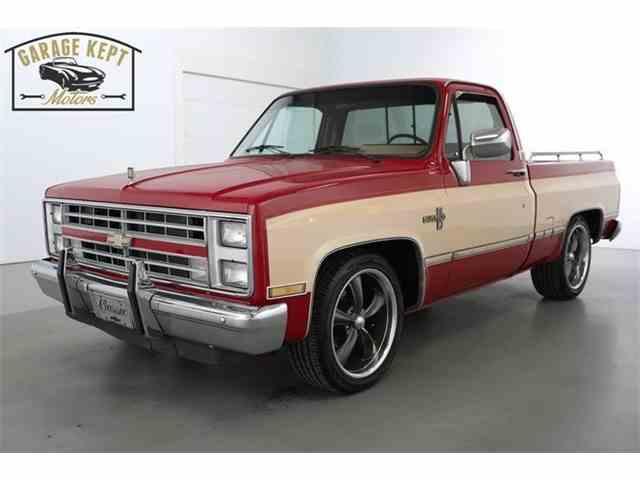 1986 Chevrolet C/K 10 | 977426