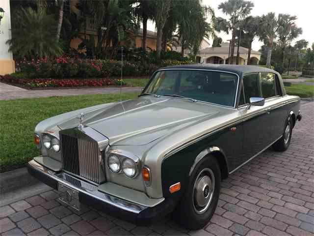 1979 Rolls-Royce Silver Wraith II   977429