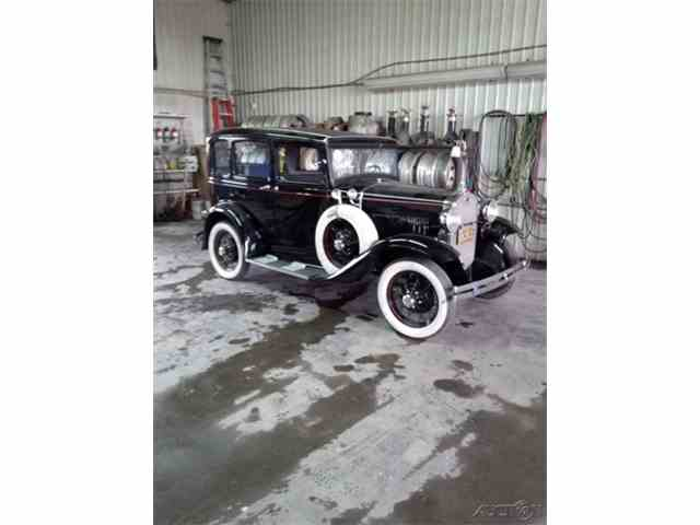 1930 Ford Model A | 970743