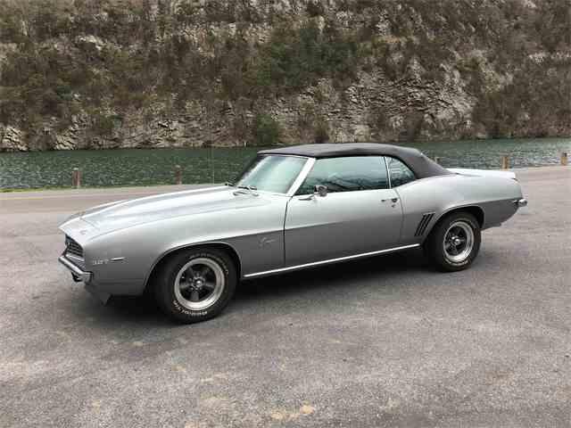 1969 Chevrolet Camaro | 977435