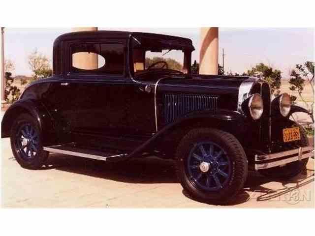 1930 Pontiac 30-307 Business Coupe | 970744