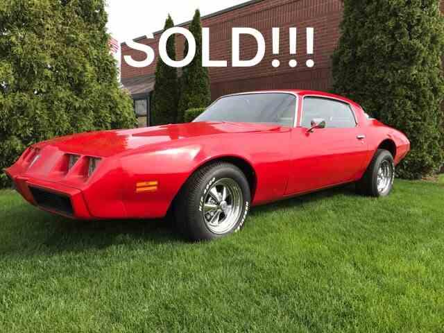 1979 Pontiac Firebird   977443