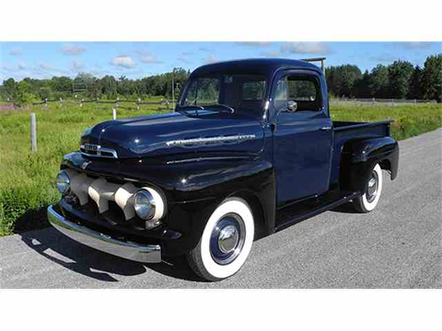 1951 Ford F1 | 977449