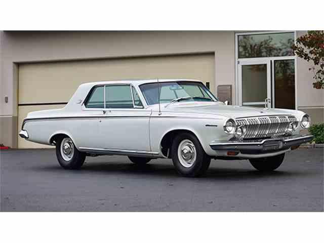 1963 Dodge Polara Max Wedge Two-Door Hardtop | 977457