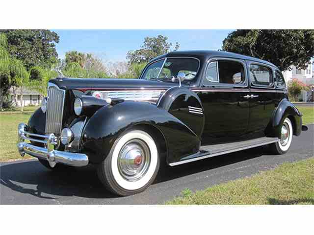 1940 Packard One-Eighty Touring Sedan | 977459