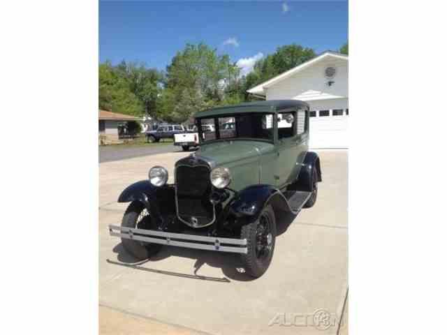 1930 Ford Model A Tudor Sedan | 970746