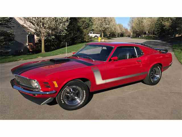1970 Ford Mustang | 977462