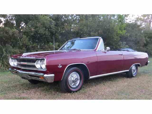 1965 Chevrolet Malibu SS | 977464