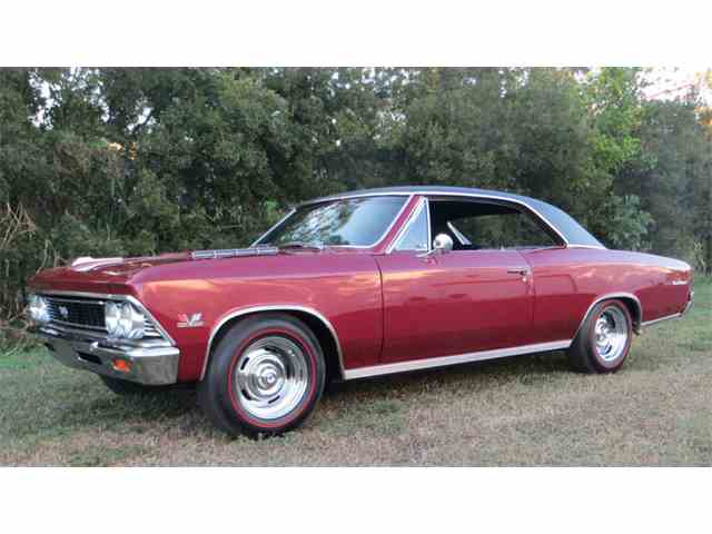 1966 Chevrolet Chevelle SS | 977465
