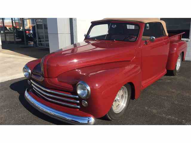 1948 Ford Pickup | 977468