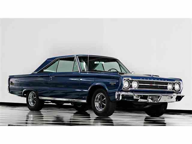 1967 Plymouth GTX | 977469