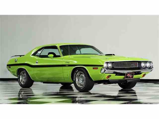 1970 Dodge Challenger R/T | 977470