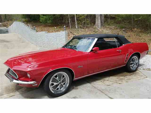 1969 Ford Mustang | 977471