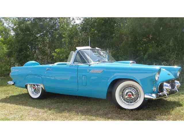 1956 Ford Thunderbird | 977472