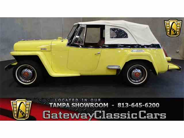 1948 Willys Jeepster | 977474