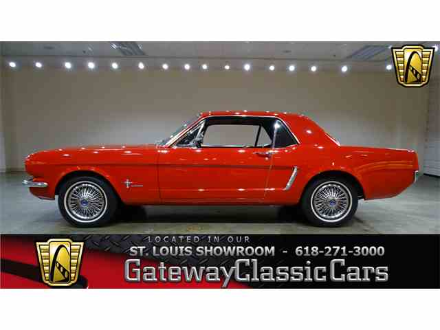 1965 Ford Mustang | 977479