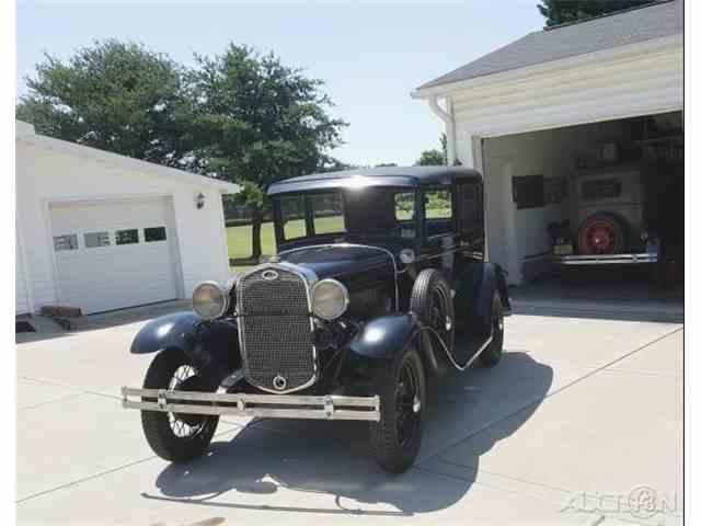 1931 Ford Model A Tudor Sedan | 970748