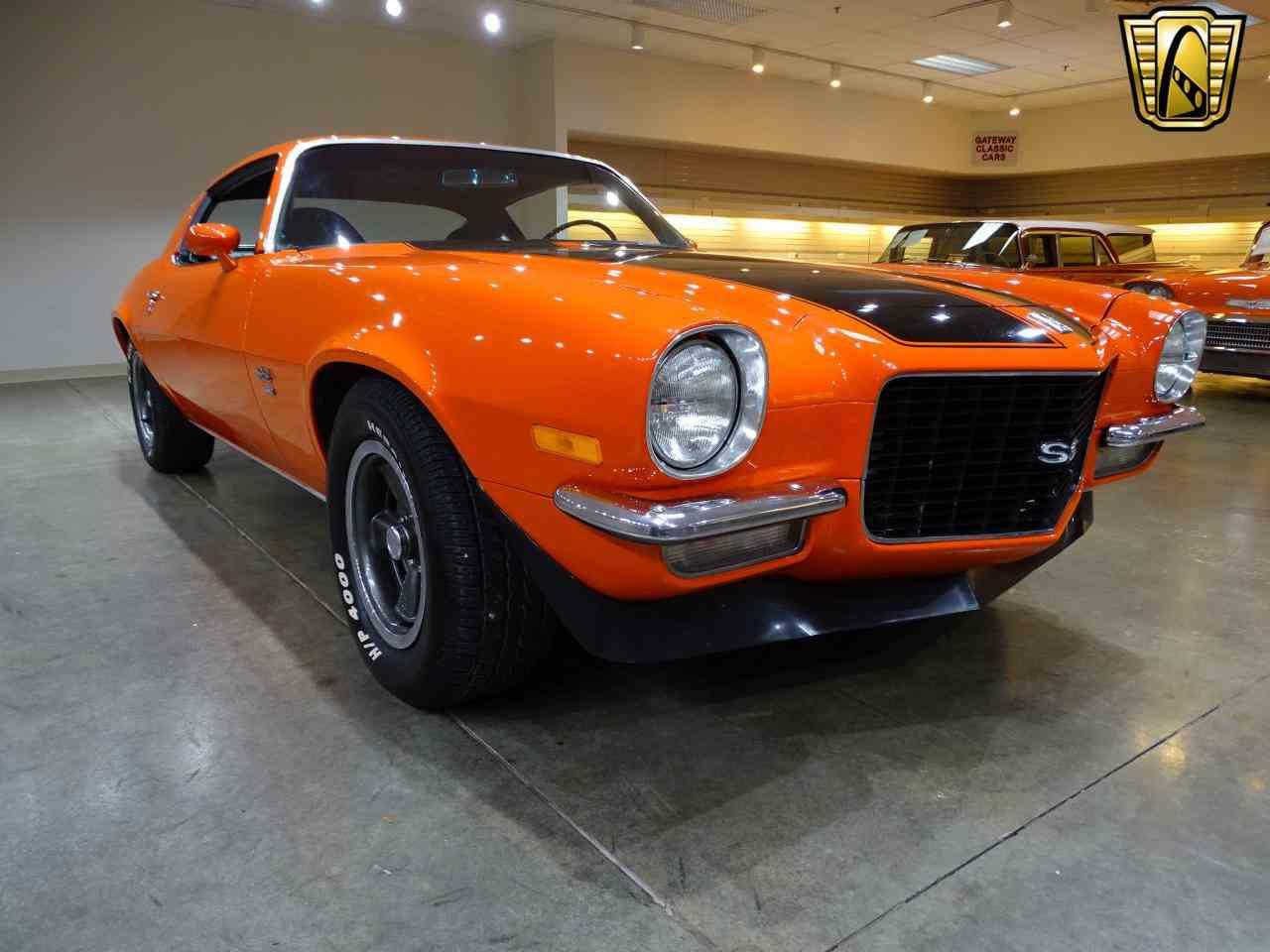 1970 Chevrolet Camaro For Sale Classiccars Com Cc 977481