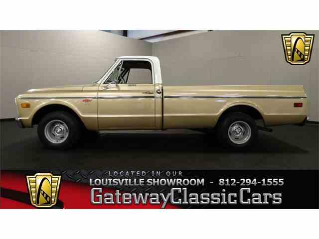 1968 Chevrolet C/K 10 | 977482