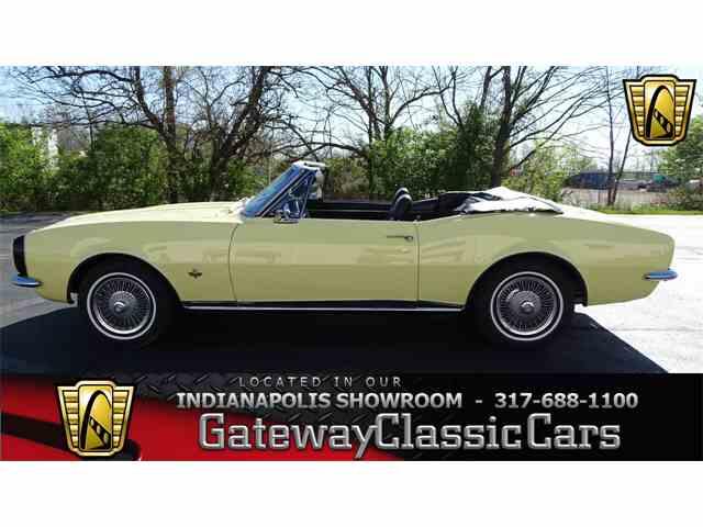 1967 Chevrolet Camaro | 977484
